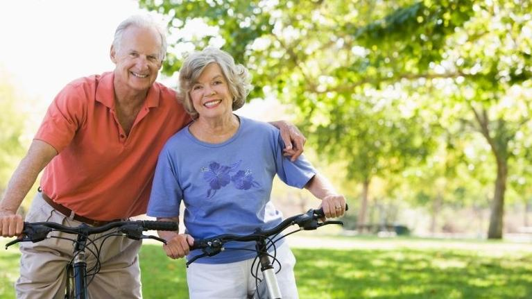 older couple | all on 4 dentures | arlington tx dentist